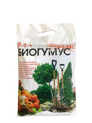 Биогумус ИП Ткаченко 5,5л