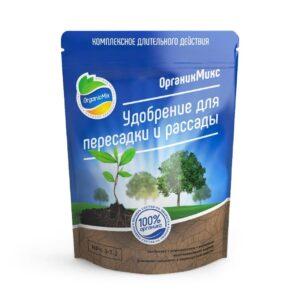 Удобрение для пересадки и рассады, ОрганикМикс 200г
