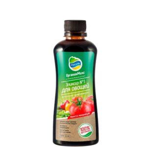 Эликсир №1 для овощей ОрганикМикс, 0,25л