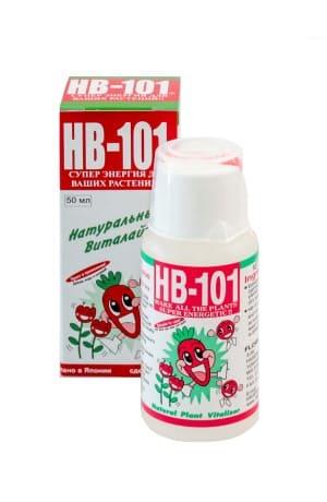 HB-101 биостимулятор роста, виталайзер жидкий концентрат экстракта 50 мл.